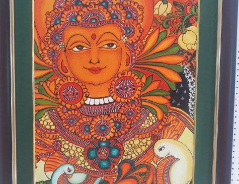 Parvati Mukham